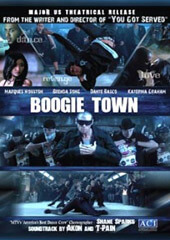 Город Буги - Boogie Town