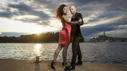 Джордж Бургос и Татьяна Кенсингер  (Jorge Burgos and Tanja Kensinger) - Ataca & La Alemana