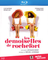 Девушки из Рошфора  - The Young Girls of Rochefort / Les demoiselles de Rochefort