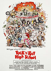 Высшая школа рок-н-ролла - Rock 'n' Roll High School