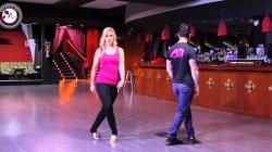 Уроки бачаты для начинающих от Alfonso & Monica - 9 видео
