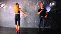 Уроки бачаты для начинающих от Korke & Judith - 9 видео